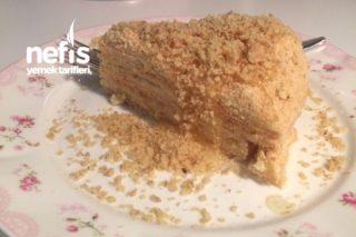 Medovik ( Ballı Rus Pastası ) Tarifi