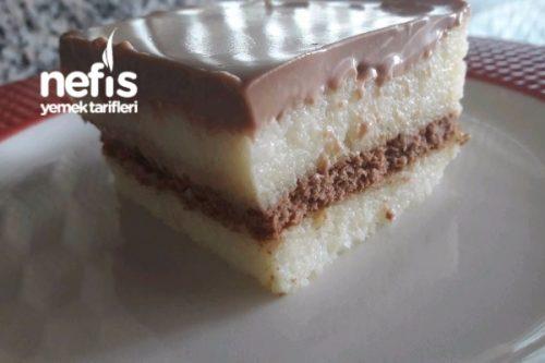 Çikolata Soslu İrmik Tatlım Tarifi