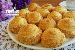 Krem Peynirli Çörek Tarifi