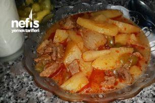 Patatesli Yahni Tarifi