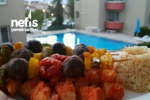 Pideli Köfte Kebabı Tarifi