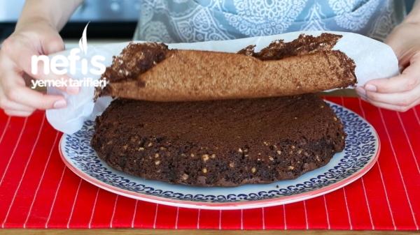 Tavada Kolay Brownie Kek Tarifi