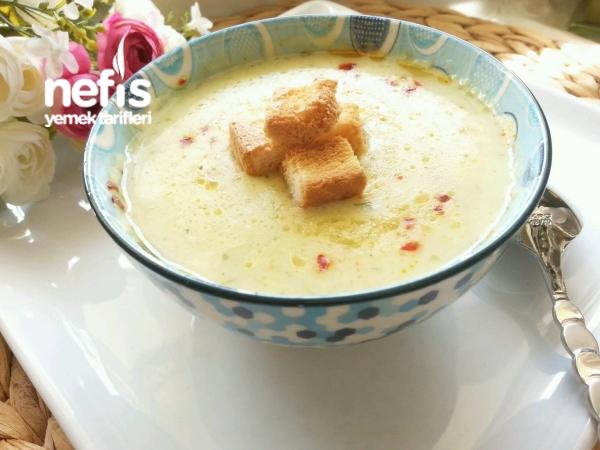 Muhteşem Kabak Çorbası(kremalı Tadında)