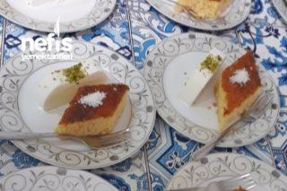 Sütlü Revani Tarifi