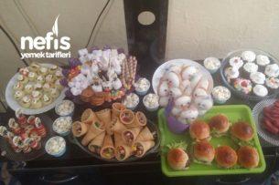 Doğum Günü Hazırlıkları Tarifi