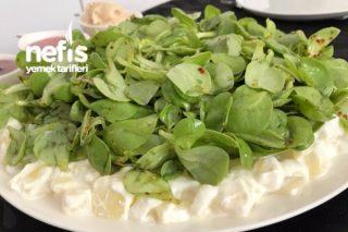 Patatesli Yoğurtlu Semizotu Tarifi