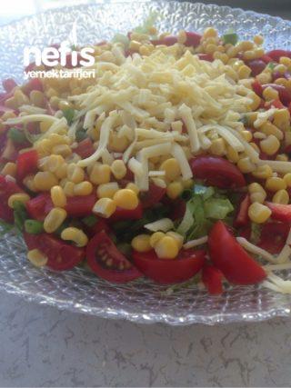 Rengarenk Salata (nefis Tat Görsel Şölen)