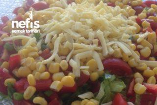 Rengarenk Salata (Nefis Tat Görsel Şölen) Tarifi