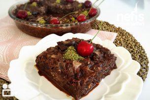 Çikolatalı Güllaç Videosu Tarifi