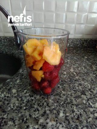 İftara Doğal Meyve Suyu