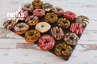 Müthiş Original Donut Tarifi
