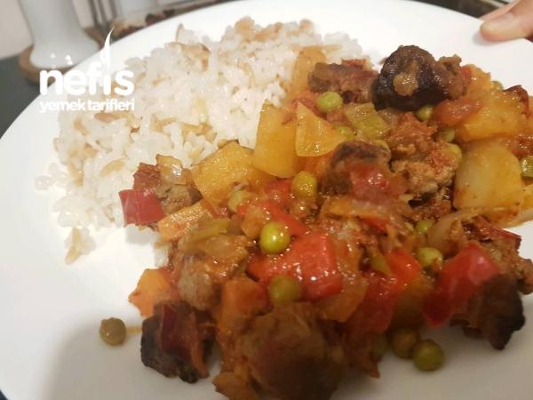 Orman Kebabi (firinda)