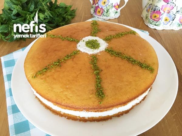 Padişah Yastığı Pastası (Tam Ölçülü Çok Pratik)