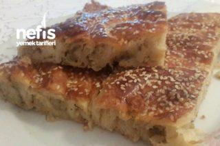 Patatesli El Açması Sarma Börek Tarifi