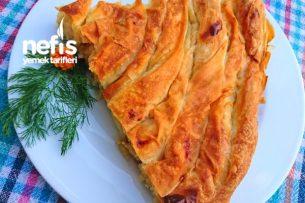 Patatesli Peynirli Kol Böreği Tarifi