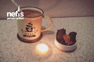 Çikolata Kaplı Bademli Hurma Tarifi