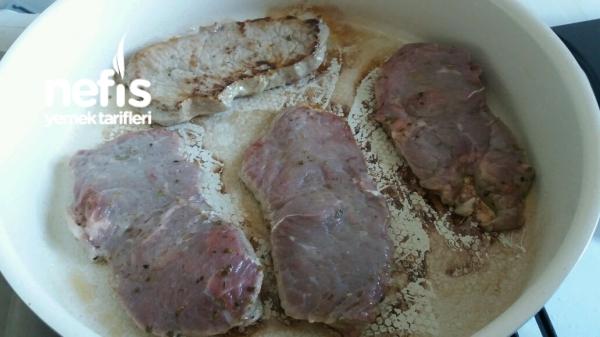 Lokum Gibi Soslu Biftek (Tüm Püf Noktalarıyla)