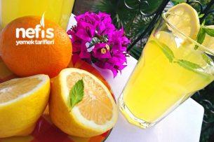 Nefis Ev Limonatası Tarifi