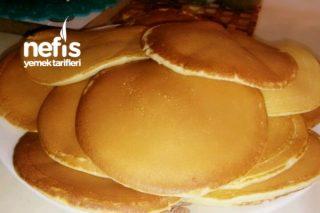 Pancake (Tam Ölçü) Tarifi