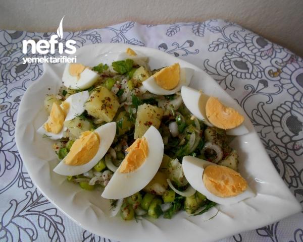 Paşa Pilavı (namı Değer Patetes Salatası )
