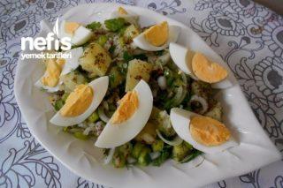 Paşa Pilavı (Namı Diğer Patates Salatası) Tarifi