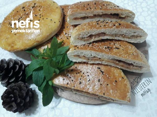 Yumuşacık Pita Ekmeği Tarifi Videosu