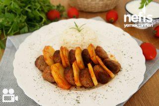 Fırında Köfte Patates Tarifi (Videolu Anlatım)