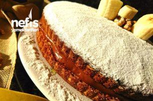 Kakao Kremalı Muzlu Alman Pastası Tarifi
