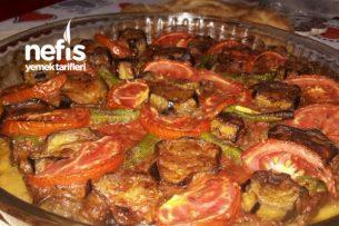 Sebzeli Tepsi Kebabı Tarifi
