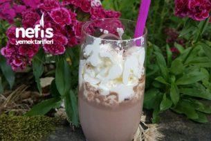 Toffifee İle Sütlü Çikolatalı Soğuk İçecek Tarifi