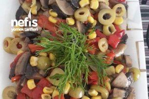 Zeytin Salatası(Hatay) Tarifi