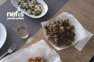 Arnavut Ciğeri Ve Salatası Tarifi