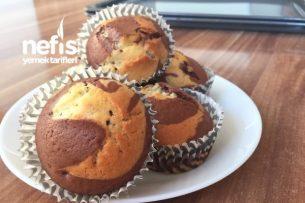 Benekli Muffinler Tarifi