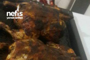 Fırında Tavuk Kızartma Tarifi