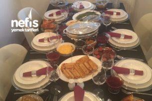 Iftar Sofram Tarifi