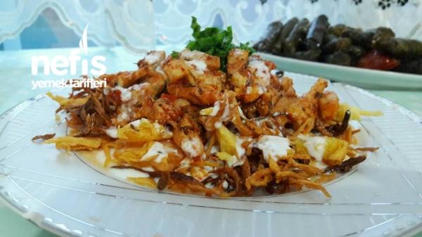 Nefis Tavuklu Bodrum Kebabi