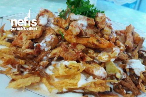 Nefis Tavuklu Bodrum Kebabı Tarifi