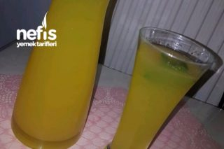 Doğal Limonata Tarifi