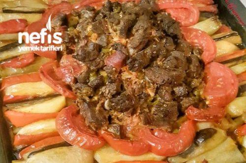 Fırında Parmak Kebabı Tarifi Videosu