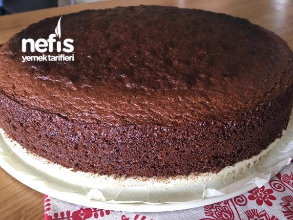 Pratik Yaş Pasta Tarifi - Nefis Yemek Tarifleri