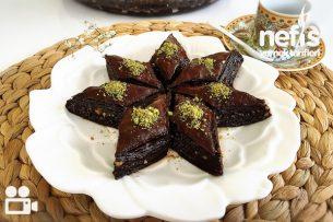 Çikolatalı Kolay Baklava Videosu Tarifi