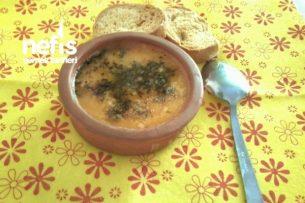 Sebzeli Ezogelin Çorbası (Çok Lezzetli) Tarifi