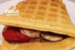 Hamurunda Lezzet Var (Waffle) Tarifi