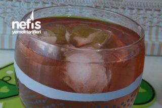 Şeftalili Ice Tea Tarifi