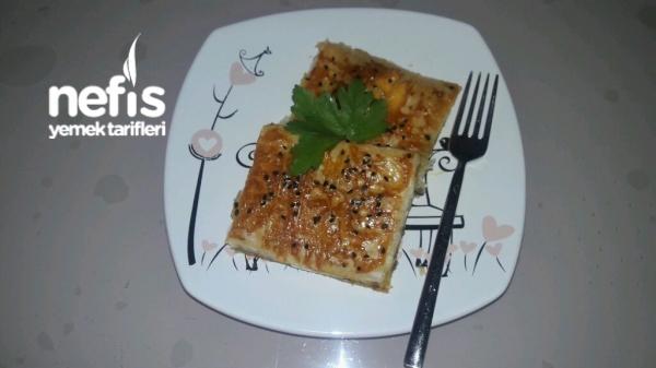 Pastane Usulü Çıtır Börek