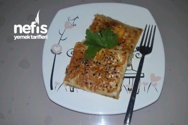 Pastane Usulü Çıtır Börek Tarifi