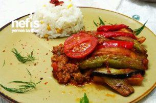 Sebzeli Parmak Kebabı Tarifi