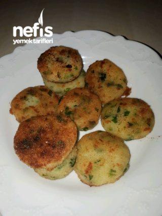 Kasarli Patates Koftesi