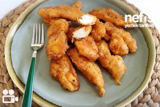 Çıtır Tavuk Kalamar Videosu Tarifi