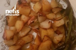 Ballı Patates Tarifi